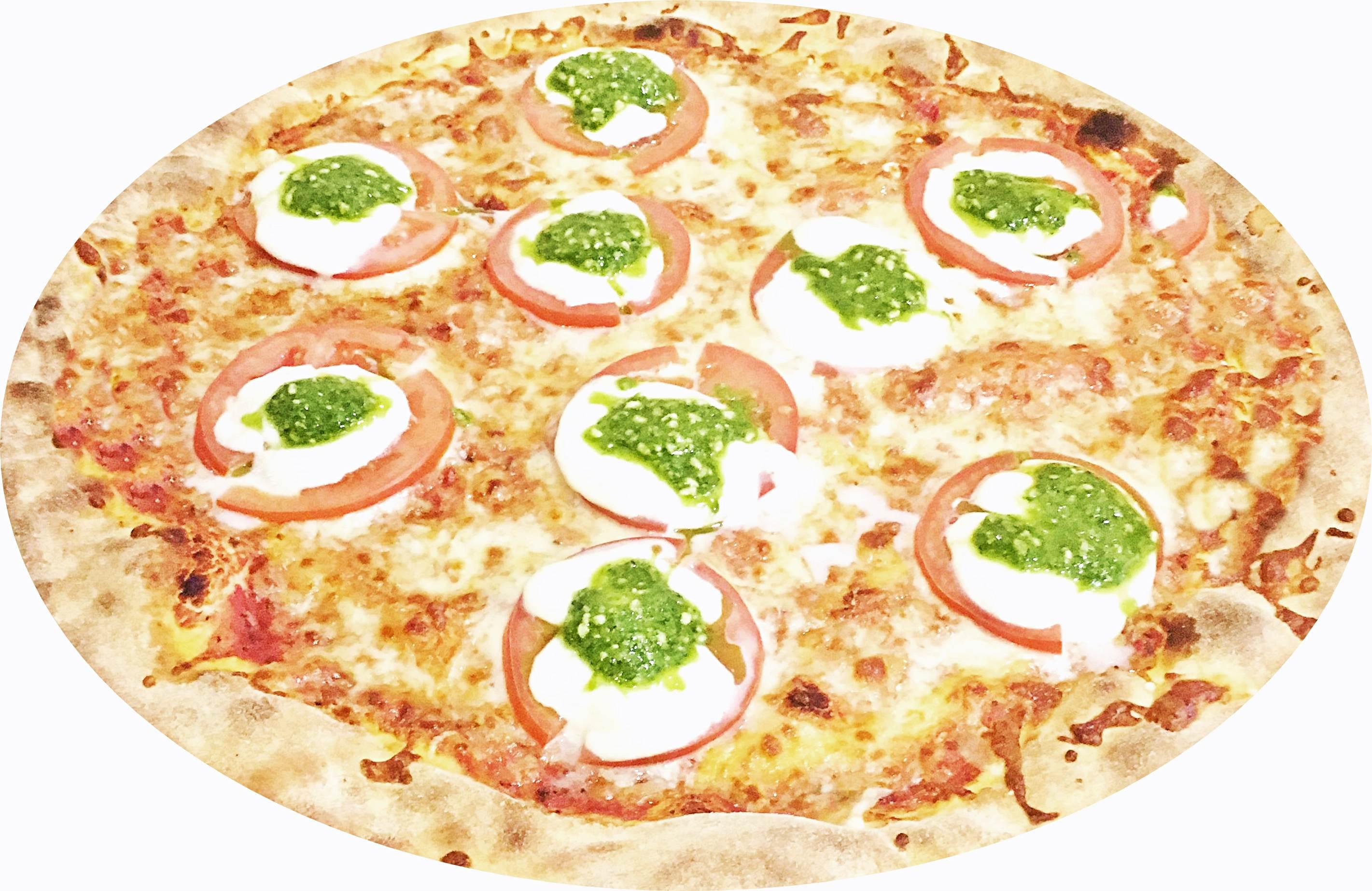 Pizza włoska 73 - pizza da Antonio Łódź