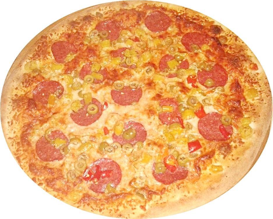Pizza NEAPOLITANA - Antonio Kasprzaka Łódź