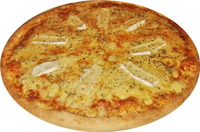 Pizza QUATRO FORMAGII - Antonio Kasprzaka Łódź