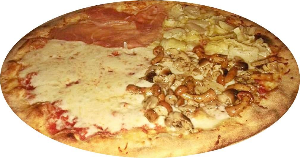 Quatro Staglioni - pizza da antonio łódź